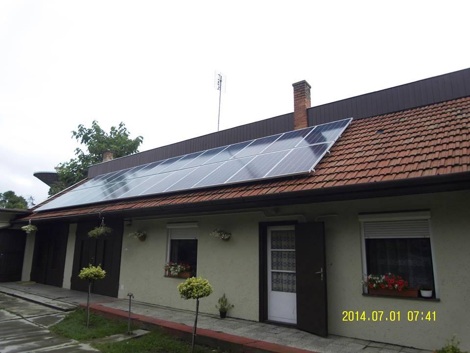 Amennyiben önellátó szeretne lenni áram terén, ott van arra a napelemes rendszer!