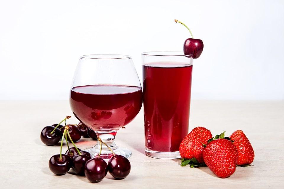 Goji bogyó gyümölcsléként is fogyasztható