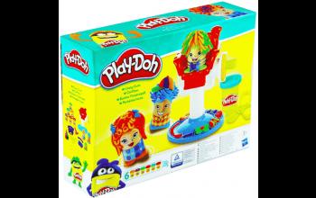 Play Doh Crazy Cuts az őrült fodrászat