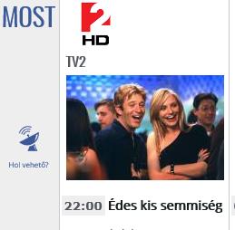A mai napig népszerű a TV2