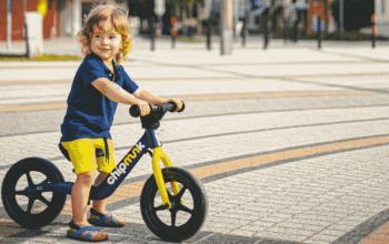 Baba bicikli már tipegő kortól