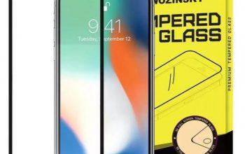 iPhone üvegfóliával értékünk megőrzéséért