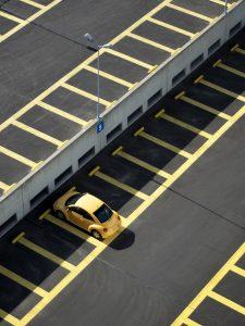 Reptéri parkolás kedvező áron